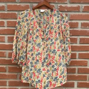 Pins & Needles by Urban Outfitters Peasant Blouse